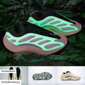 Top Quality Same As Original DHL Free Shipping Correct Version 700 V3 Azael FW4980 Fashion Sneakers Factory Outlet behalf Size:36-48