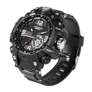 64GB 32GB 2K Sports cámara reloj de la cámara de Wifi de la cámara HD 1080P reloj impermeable con el hogar de detección de movimiento de Seguridad videocámara reloj