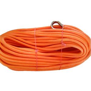 10мм х 50 метров высокое качество двойной плетеный uhmwpe веревки