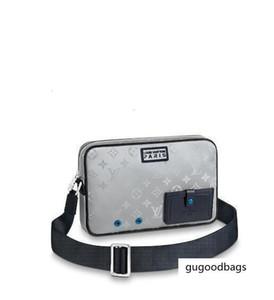 M44169 Alpha Mensageiro Bolsas Iconic Bolsas alças de ombro Sacos Totes Corpo Cruz Bag Evening Embreagens