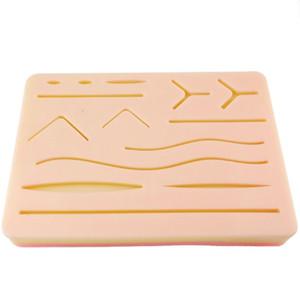 Hautnaht Training Kit Pad Suture Training Kit Pad Trauma Zubehör für die Praxis und Anwendung