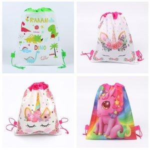 Детская обувь одежда школьные сумки лучшие продажи замороженные мультфильм печатных рюкзак 52 цвета спорт тренажерный зал PE танец портативный рюкзак