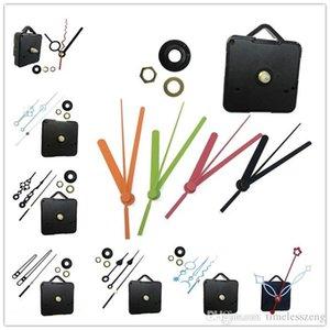 آلية آلية ساعة DIY Quartz Mechanical Kit Spindle Mechanism Repair With Hand Sets Cross-stick Movement Clock Supersues