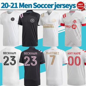 MLS squadra mix 2020 Atlanta United Soccer maglie 20/21 BECKHAM MARTINEZ Inter Miami camicia di calcio Toronto FC Calcio Uniformi In vendita