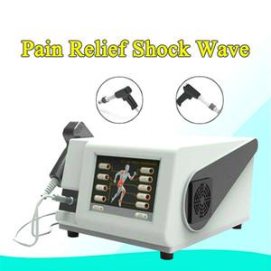 Protable Fisioterapia Shock Wave Therapy Shockwave Máquina Dispositivo ESWT Radial Shock Wave Fisioterapia Equipamento para desportos de aliviar a dor