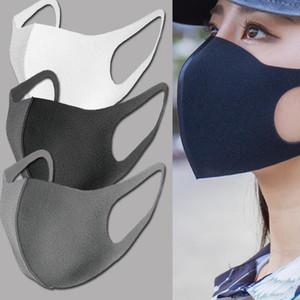 disponibile !! Maschere traspiranti Anti polvere Maschera respiratoria antipolvere Maschera antipolvere Lavabile Riutilizzabile Respirator Masks Maschere EEA1345-66