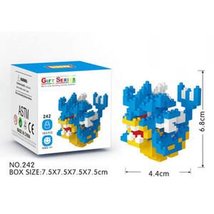 Çocuklar Tasarımcı Oyuncak Manken Yapı Setleri Çocuk Karikatür Hayvan Oyuncaklar Çocuk Boys Yapı Taşları Plastik Oyuncaklar Blokları 2020 Yeni