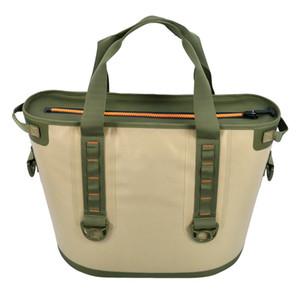 DHL 30L Große isolierte Kühler | Wasserdichte Kühler-Tragetasche Lunch Bags für Camping im Freien, Strandtag oder tragbare Reisekühler