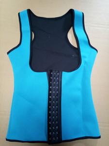 2020 Thermo Пот Горячего неопрена Body Shaper для похудения талии тренер Cincher жилет женщины Формирователей DropShipping