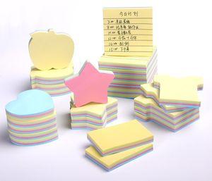 Bookmark Marker Flags Aufkleber Haftnotizen Netter Kawaii Liebe Notizblöcke Aufkleber Planer Briefpapier Farben