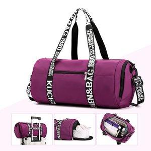 2020 Mulheres de viagem de Fitness Gym Bag Bolsas de Formação Para Sports Pack Yoga Sac de sport Mulher Gymtas Homens Tas Sporttas bagagem 13A