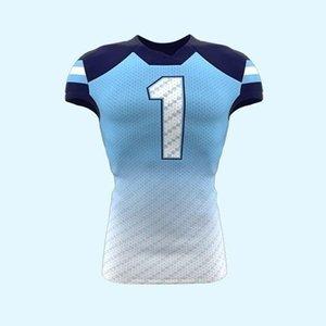 2019 Mens New Football Jerseys Fashion Style Black Green Sport Printed Name Number S-XXXL Home Road Shirt AFJ002150