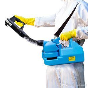 2020 Proffsional 110V / 220V 7L Elektrik ULV Soğuk Sisleme Böcek ilacı Atomizer Ultra Düşük Kapasiteli Dezenfeksiyon Püskürtme ULV Püskürtme Makinası