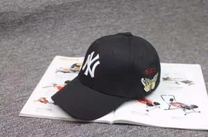 Yüksek kaliteli örme top kap erkek / kadın Şapka Ayarlanabilir Beyzbol Golf Hip Hop Açık spor kap
