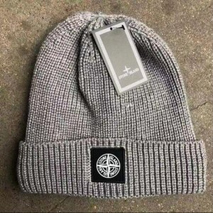 2020 Fashion Mens Women designer CP hats top quality COMPANY knitted skull cap Embroidery badge outdoor sports wool hat women casual beanies