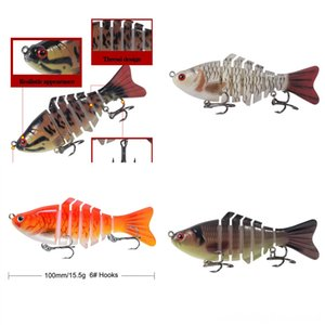 jQysK Fishing Mini Mino 10cm * fake 10 color rock fat bait Luya 15.5gbionic bait bait