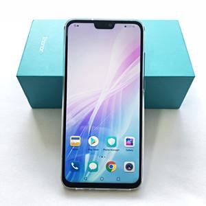 Firmware global Huawei Honor 8X Teléfono móvil Pantalla de 6.5 pulgadas 3750mAh Batería Android 8.1 Dual Back Cámara de 20MP Teléfono inteligente