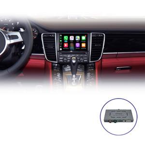 Joyeauto kablosuz Apple Carplay Android Oto Araba oyun Radyo Porsche 2010-2016 için Pcm3. 1 Cayenne Pamamera Macan 911 Bosxter Ayna