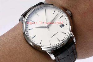 New Classic SENADOR Men Watch relógios de luxo Cal.36-03 mecânico automático 28800 vph Big Data cristal de safira de aço inoxidável 316L
