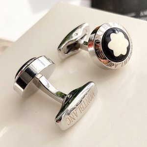 Luxury Men Cufflinks High Quality Lawyer Groom Father Wedding Shirt Cuff Links Buttons pen Optional with box