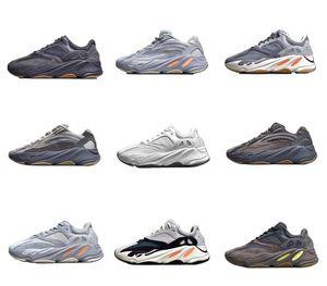 2020 Kanye West Sneakers Carbonyezzyyezzys mnvn 700 v1 v2 женщина мужчину отражающей 700S 3M лиловый чирок синей больница синий магнит Inerti