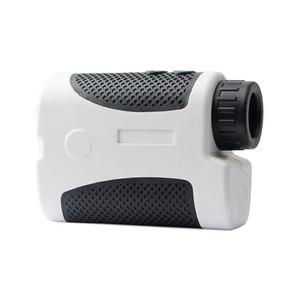 Tactical 6x25 caccia Golf telemetro laser 400M Digital Range Finder Scan durevole Binocolo LED Telescope