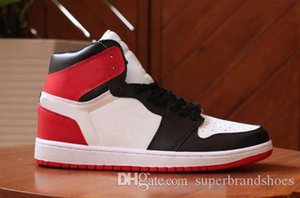 High Quality 2020 New 1 High OG Basketball Shoes Game Royal Banned Shadow Bred Red Blue Toe cheap Men 1s Shattered Backboard Retro Sneakers
