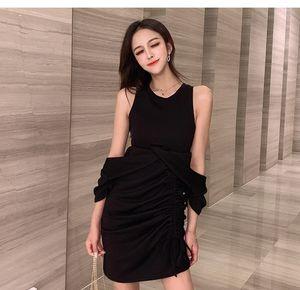 SS Schlichtes und elegantes Kleid