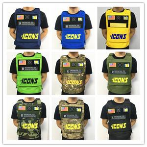 producto de mayor venta en el año 2020 Tendencias del chaleco de las fuerzas especiales chaleco táctico Caza Ropa de hombres