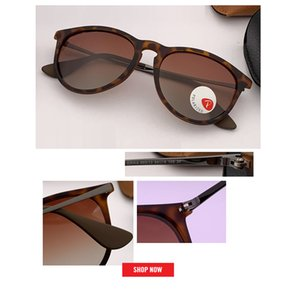 Kauçuk çerçeve Marka Tasarım Yeni Polarize Güneş Gözlüğü Erkekler Moda Erkek erika Güneş Gözlükleri Seyahat Balıkçılık 4171 ulculos Gafas De Sol gafas
