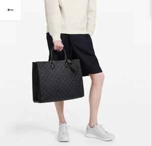Fashionable men's and women's business official bag computer bag handbag large capacity multi-function classic style