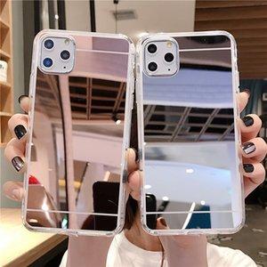 Factory Direct Mirror TPU luxe Belle antichocs Phone Cases pour Xiaomi redmi Remarque 5/6/7/8 Pro 5A 6 6A 7 GO 7A 8 8A 9S MI A2 8 Lite 8T