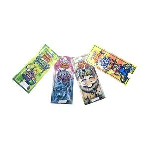 I più nuovi ologrammi Mario Exotic Carts 20 Folavor Stickers Pacchetto stampa olografica Sacchetto per AC1003 Cartucce vaporizzatore penna vape e cig