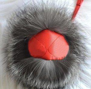 Entwerfer-Frauen-Handtaschen-Parts Mode Taschen Accessoires Anhänger Zwei Augen Gesicht Kleines Monster Tasche Auto Schmuck Anhänger //