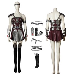 Costume Rainha Maeve The Boys Season 1 Cosplay Conjunto completo