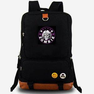 Rob Zombie day pack Simpatico attore daypack Popolare zainetto pop music packsack Zaino per laptop Zaino porta sport
