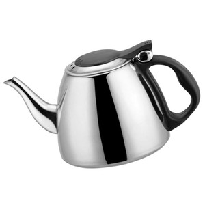 Teakettle Stainless Steel Teapot for Induction Cooker Camping Fishing 1.2L