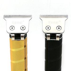 Hot Pro Li T-Outliner Barber Shop Electric Professional Cordless Hair Trimmer Men 0mm Baldheaded Hair Clipper Hair Cutting Machine Casecust