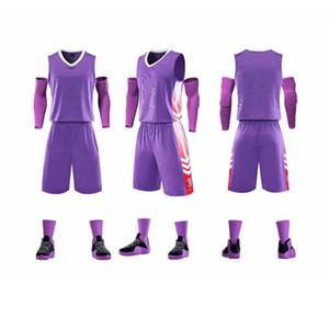 Jersey Sport vêtement 2020 Basketball Servir Costume Fonds mâle adulte super code Slamdunk Jersey