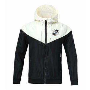 Amiens SC футбол молния ветровка с длинным рукавом куртка пальто зимние виды спорта футбол ветровка толстовка куртка спортивная мужская куртка