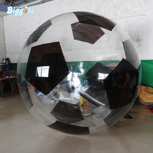 صيف لعبة رياضية شفاف قابل للنفخ كرة الشاطئ المياه المشي الكرة الساخن بيع لعبة كرة القدم