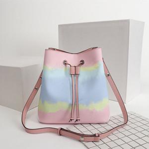 bolsas populares Mujer bolsas de lujo de las mujeres de moda de los bolsos de tamaño 26 x 26 MM x 15 cm modelo M45126