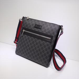 En iyi siyah beyaz gerçek deri altın mektup donanım erkek kadın sırt çantası moda seyahat çanta omuz çantaları 47413798 Kargo Ücretsiz