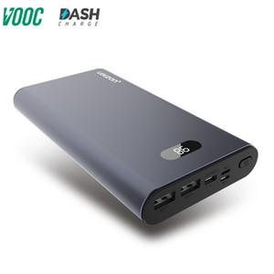 20000 mAh Dash Gebühren-Energien-Bank für OnePlus 3 / 3T / 5 / 5T / 6 / 6T VOOC Gebühr für OPPO