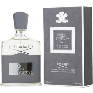 De alta calidad nueva Creed perfume colonia para hombres EDP sparay Con punto de larga duración de la fragancia 100ml buena calidad vienen con la caja