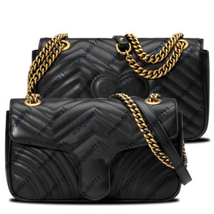 Donne Borse spalla crossbody messaggero di modo della borsa chain dell'unità di elaborazione borsa borse delle signore del cuoio di qualità borsa di buona