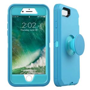 좋은 수비수 홀더 전화 케이스 아이폰 11promax X XR XS 최대 DHL 1 좋은 충격 방지 보호에 킥 스탠드 3에 내장