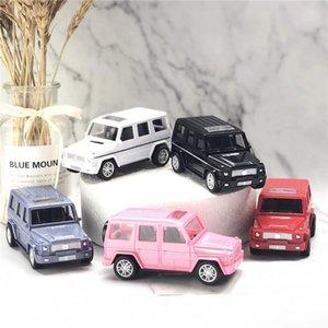 brinquedo Birthday Party Acessórios carro Mini carro modelo SUV Cake Decoration Modelo criativo do bolo Acessórios Crianças