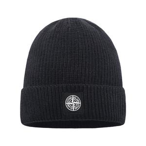 Cappello Beanie di inverno delle donne di modo Mens caldo Bonnet Nuova lavorato a maglia addensare Warm lusso Cap Beanie