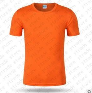 Sólido Hombres gimnasios camiseta de la ropa para hombre de la aptitud apretado camisas de la camiseta de los hombres T al aire libre flash Top blanco seco 009